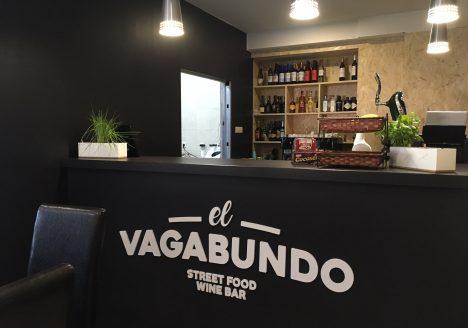 El Vagabundo - Balcão de atendimento