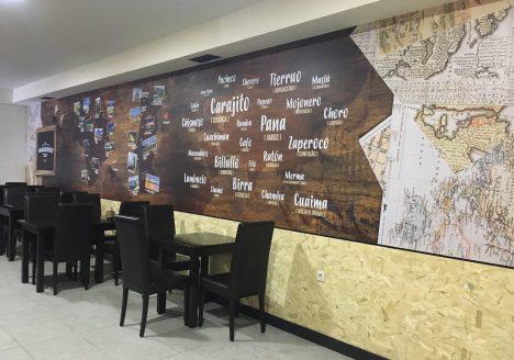 El Vagabundo - Sala de jantar principal (continuação)