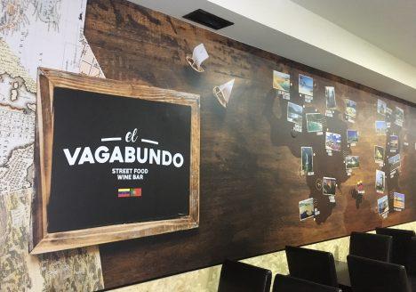El Vagabundo - Sala de jantar principal