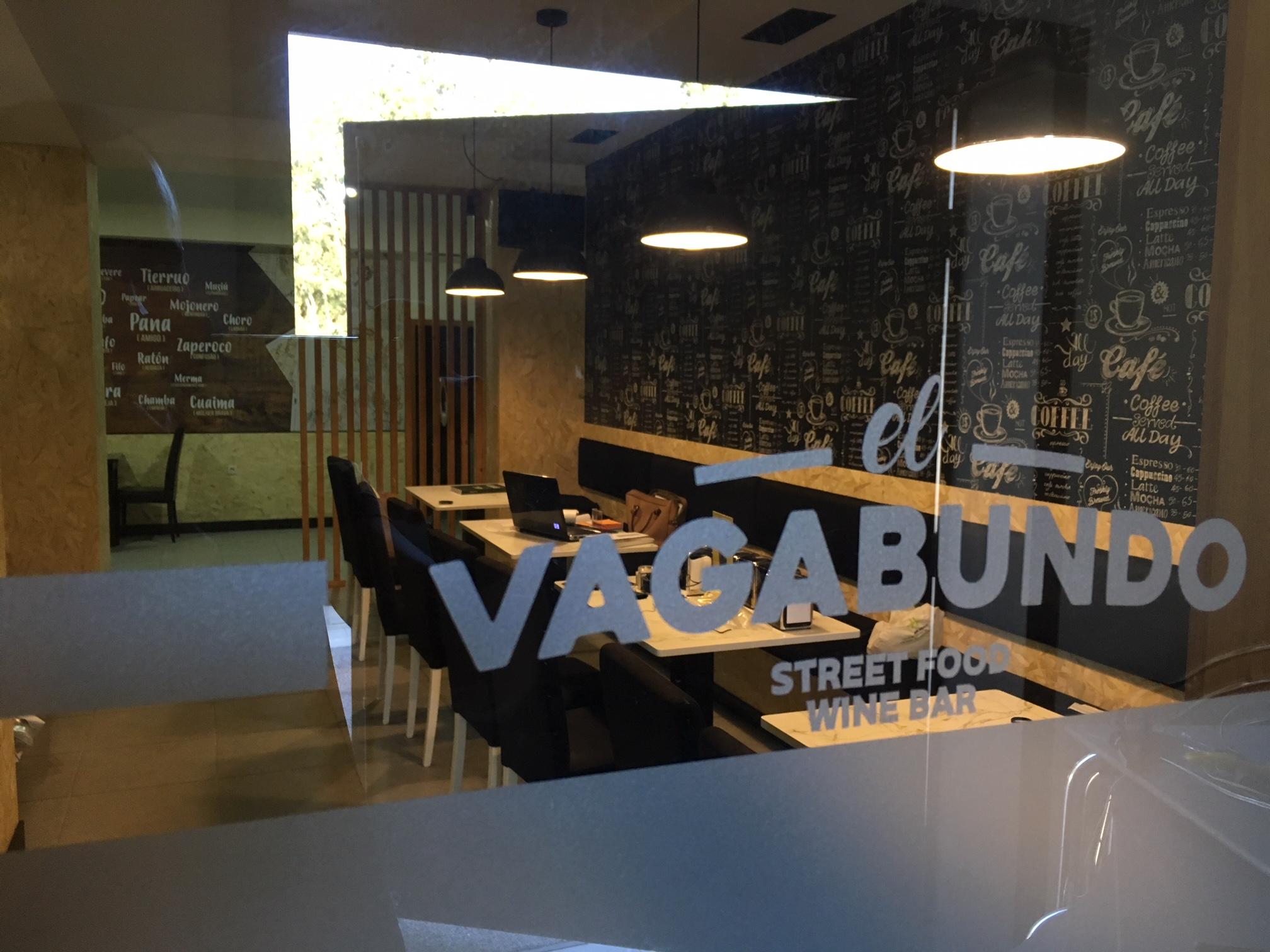 El Vagabundo - Entrada